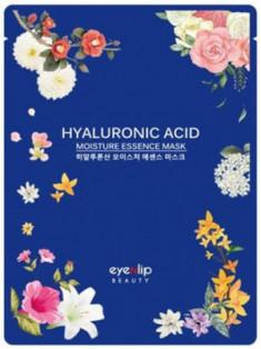 Маска для лица тканевая Eyenlip HYALURONIC ACID MOISTURE ESSENCE MASK 25мл