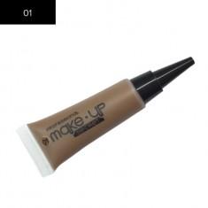 Подводка для бровей Make up Secret (Eyebrow Cream) EBC01 Светло-коричневый MAKE-UP-SECRET