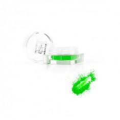 Рассыпчатый флуоресцентный пигмент Make-Up Atelier PF7 зеленый Make-Up Atelier Paris