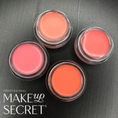 Кремовые румяна Make up Secret (Cream Blush) CB11 Коралловый MAKE-UP-SECRET