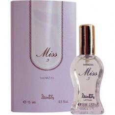 Духи для женщин Miss 3 15 мл Dzintars