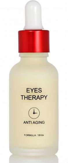 HIKARI Laboratories Сыворотка терапевтическая с эффектом мезотерапии для кожи вокруг глаз / EYES THERAPY SERUM 30 мл
