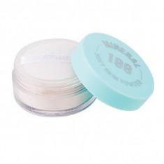 минеральная финишная рассыпчатая пудра a'pieu mineral 100 soft skin powder