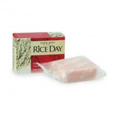 Мыло CJ Lion Rice day с экстрактом граната и пиона 100г
