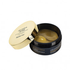 FarmStay, Патчи гидрогелевые 24 Gold&Peptide, 60 шт.