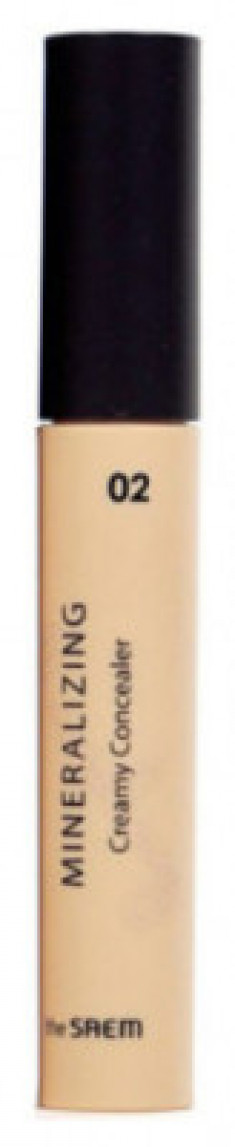 Консилер кремовый THE SAEM Mineralizing Creamy Concealer 02 Ginger 4ml