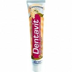 Зубная паста с прополисом Dentavit ВИТЭКС