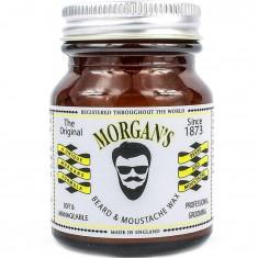 Воск для бороды и усов MORGAN'S