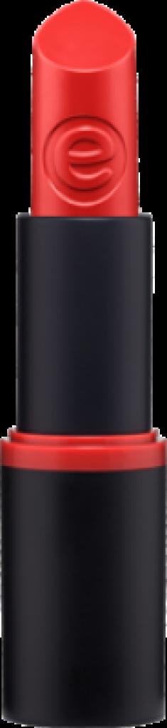 Губная помада Essence Ultra last instant colour lipstick 12 томатно-красный