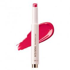 Помада для губ THE SAEM Eco Soul KISS Button Lips 15 Happy Date 2г