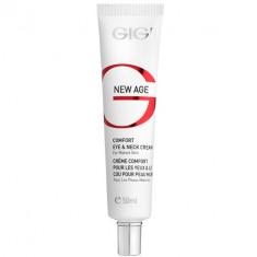 GIGI New Age Comfort Eye&Neck cream Крем-комфорт для век и шеи 50 мл