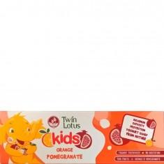 Зубная паста Апельсин и гранат Twin Lotus