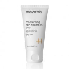 MESOESTETIC Крем увлажняющий солнцезащитный для лица / Moisturising sun protection 50 мл