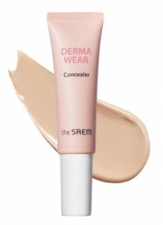 Консилер THE SAEM Derma Wear Concealer 01 Light Beige 10г