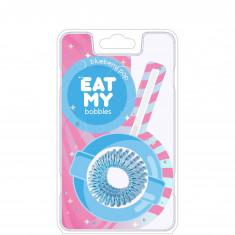 EAT MY bobbles Резинка для волос в цвете Голубичный леденец 3 шт