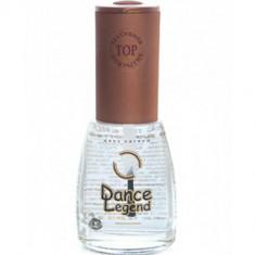 Лак для ногтей Топ верхнее покрытие Dance Legend