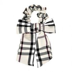 Резинка LADY PINK SCHOOL GIRL material bow