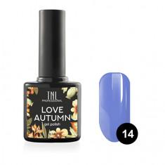 TNL, Гель-лак Love Autumn №14 TNL Professional