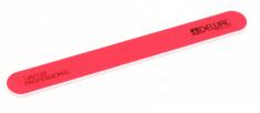 DEWAL PROFESSIONAL Пилка для искусственных ногтей, прямая розовая NEON 120/120 18 см