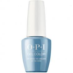 OPI Гель-лак для ногтей / Grabs the Unicorn by the Horn Gel Color 15 мл