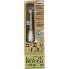 Детская Электрическая музыкальная зубная щетка Баззи JACK N' JILL
