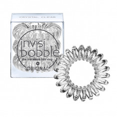 INVISIBOBBLE Резинка-браслет для волос / ORIGINAL Crystal Clear
