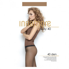Колготки женские INNAMORE LADY 40 den тон Daino р-р 5