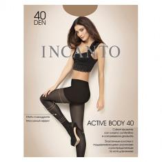 Колготки женские INCANTO ACTIVE BODY 40 den тон Daino р-р 3