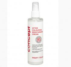 CONCEPT Крем увлажняющий после окрашивания для волос / PROFY TOUCH After colouring moisturizing cream 200 мл