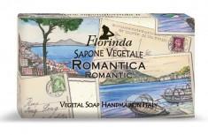 FLORINDA Мыло растительное, романтика / Romantica 100 г