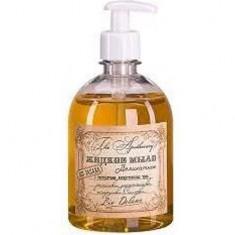 Жидкое мыло The Apothecary ромашка подорожник петрушка солодка без запаха Liv Delano