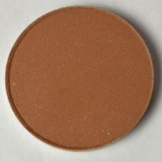 Тени прессованные Make-Up Atelier Paris T013S Ø 26 светло-коричневый сатин запаска 2 гр