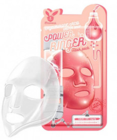 Набор тканевых масок с гиалуроновой кислотой Elizavecca Hyaluronic Acid Water Deep Power Ringer Mask Pack 10 шт