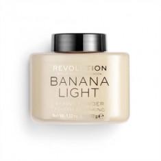 РАССЫПЧАТАЯ ПУДРА MAKEUP REVOLUTION BAKING POWDER Banana Light
