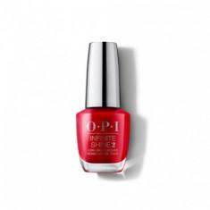Лак с преимуществом геля OPI INFINITE SHINE Unequivocally Crimson ISL09 15 мл