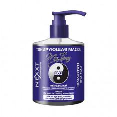NEXXT Professional, Тонирующая маска для волос 0.0, 320 мл