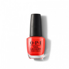 Лак для ногтей OPI CLASSIC A Good Man Darin Is Hard To Find NLH47 15 мл