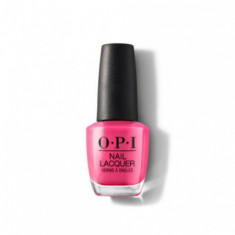 Лак для ногтей OPI CLASSIC Kiss Me On My Tulips NLH59 15 мл