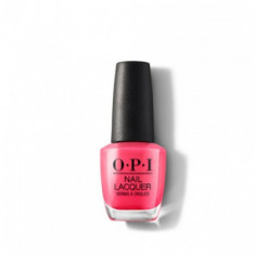 Лак для ногтей OPI CLASSIC Strawberry Margarita NLM23 15 мл