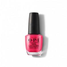Лак для ногтей OPI CLASSIC Charged Up Cherry NLB35 15 мл