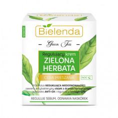Bielenda, Ночной крем для лица Green Tea, 50 мл