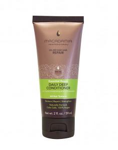 MACADAMIA PROFESSIONAL Кондиционер интенсивного действия для всех типов волос / DAILY DEEP CONDITIONER 59 мл