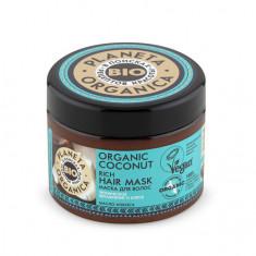 Planeta Organica, Маска для волос Organic Coconut, 300 мл
