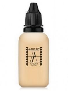 Тон-флюид водостойкий д/аэрографа Make-up-Atelier AIR1Y бледно-золотистый .30 мл Make-Up Atelier Paris