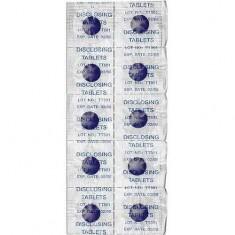 Таблетки для индикации зубного налета Curaprox