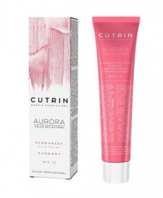 Крем-краска для волос CUTRIN AURORA 4.7 Черный кофе 60 мл
