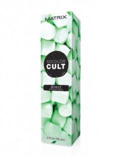Краска для волос MATRIX Socolor Cult СЛАДКАЯ МЯТА, 118мл