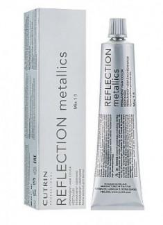 Крем-краска для волос CUTRIN REFLECTION METALLICS 9MS кристально-песочный блонд 60мл