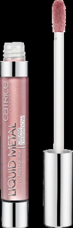 Кремовые тени для век Liquid Metal Longlasting Cream Eyeshadow Сatrice030DailyDoseOfRose CATRICE