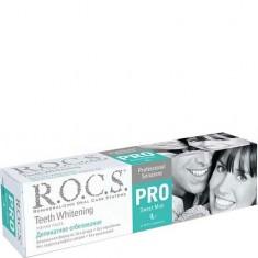 Зубная паста Pro Sweet Mint Деликатное отбеливание R.O.C.S